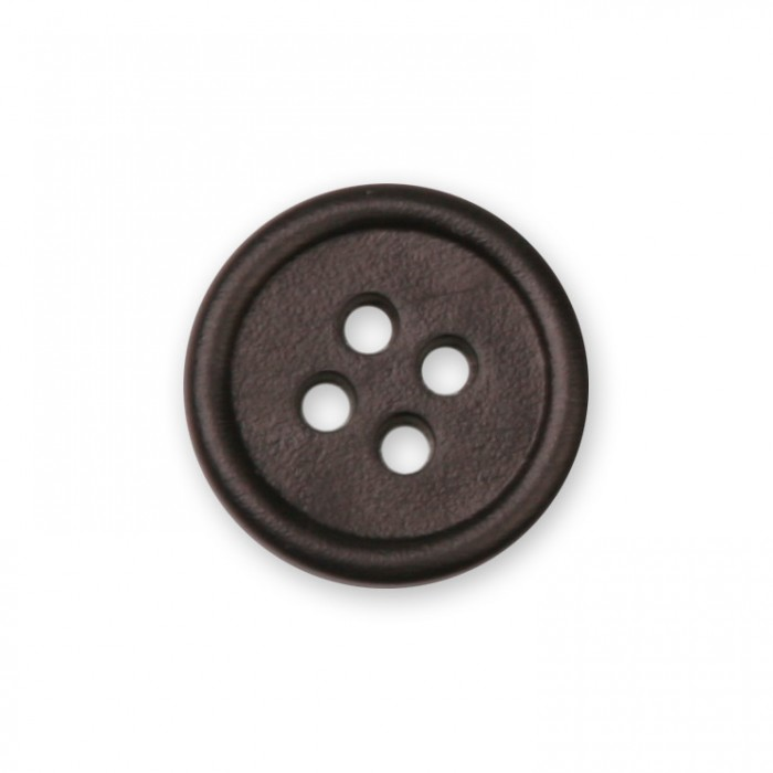 PBT32 Magenta 1 Pack // 100 PCS 18mm Candy Color Resin Round Buttons//Plastic Buttons