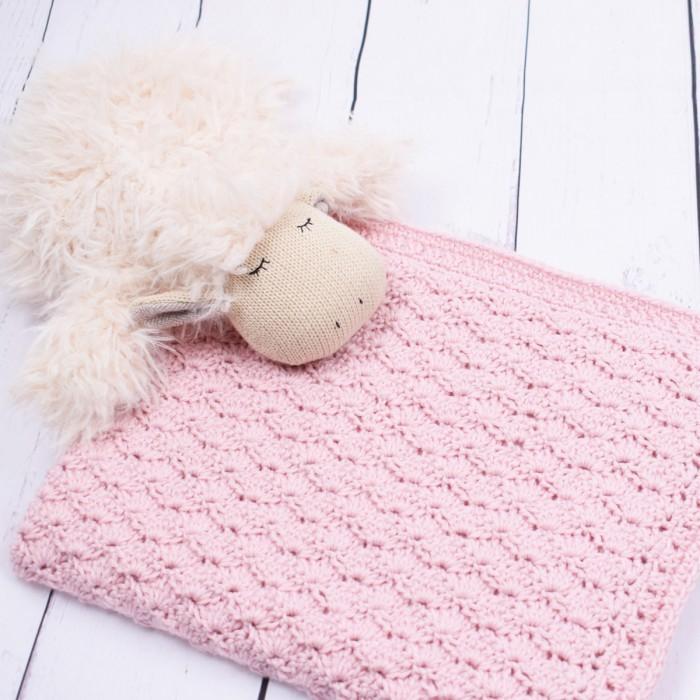et nemt baby tæppe