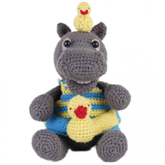 Hippo Helmut Häkelset Go Handmade Go Handmade Hobbiide
