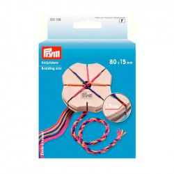 Braiding Star - 80x15mm Accessories Prym