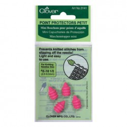Neat stitch stoppers /Needle protector 2.0-6.5mm Accessories Clover