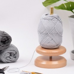 Wooden Yarn Holder Accessories