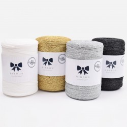 Ribbon Lurex Garn & Wolle Hobbii