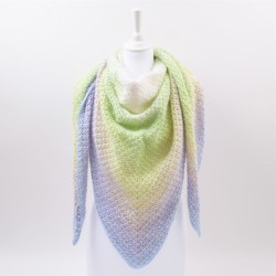 Winter Happiness Shawl Patterns
