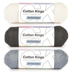 Pull Skein Cotton 100g Garens Cotton Kings