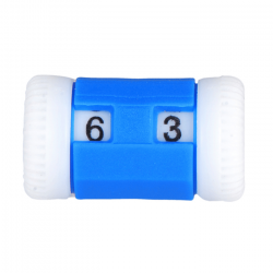 Row Counter - Small - Blue Accessories KnitPro