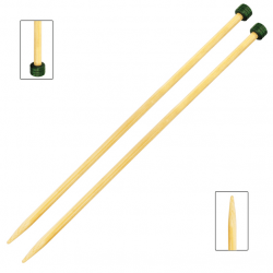 Bamboo Straigth/Single point Needles Knitting Needles KnitPro