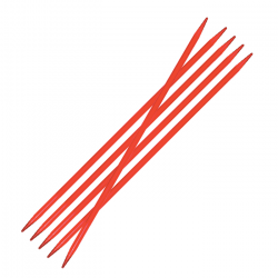 "Trendz DPNs 15 cm/ 6"" Knitting Needles KnitPro"