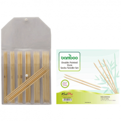 Bamboo DPN Set Knitting Needles KnitPro
