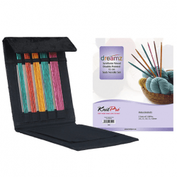Dreamz DPN Set Knitting Needles KnitPro