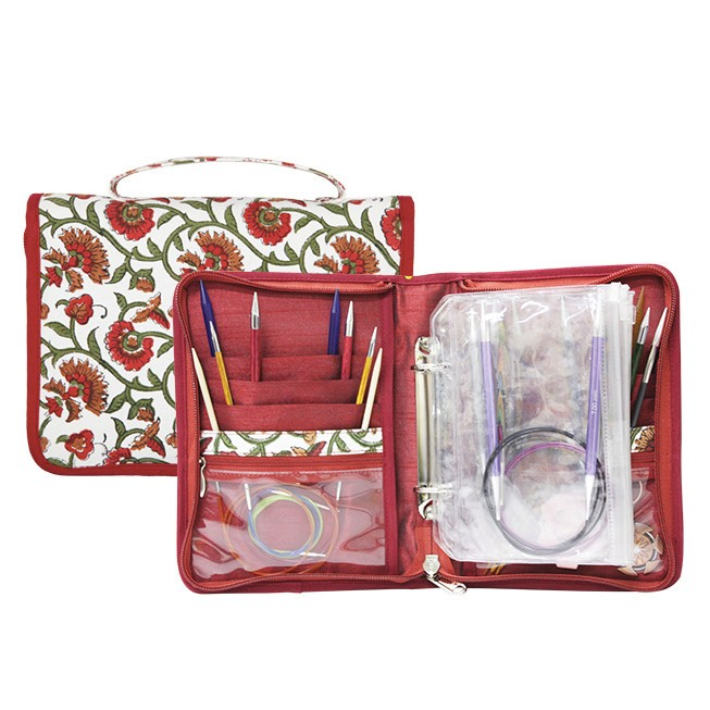 Aspire Case For Circular Needles Accessories KnitPro