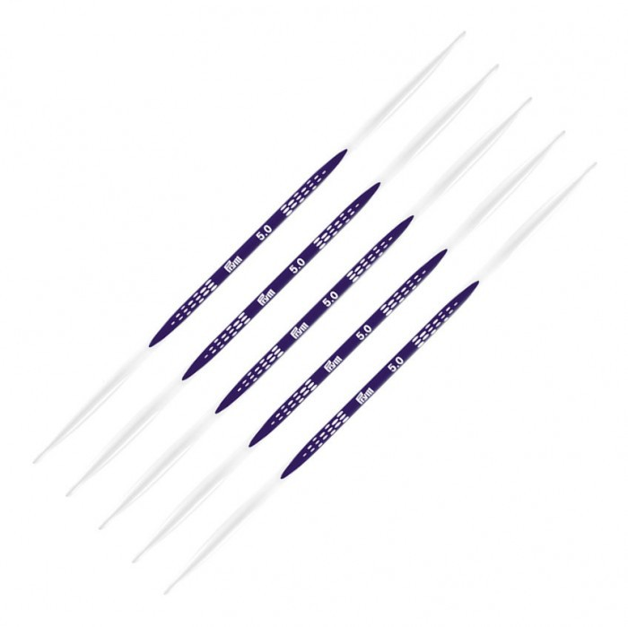 Ergonomic DPNs Knitting Needles Prym