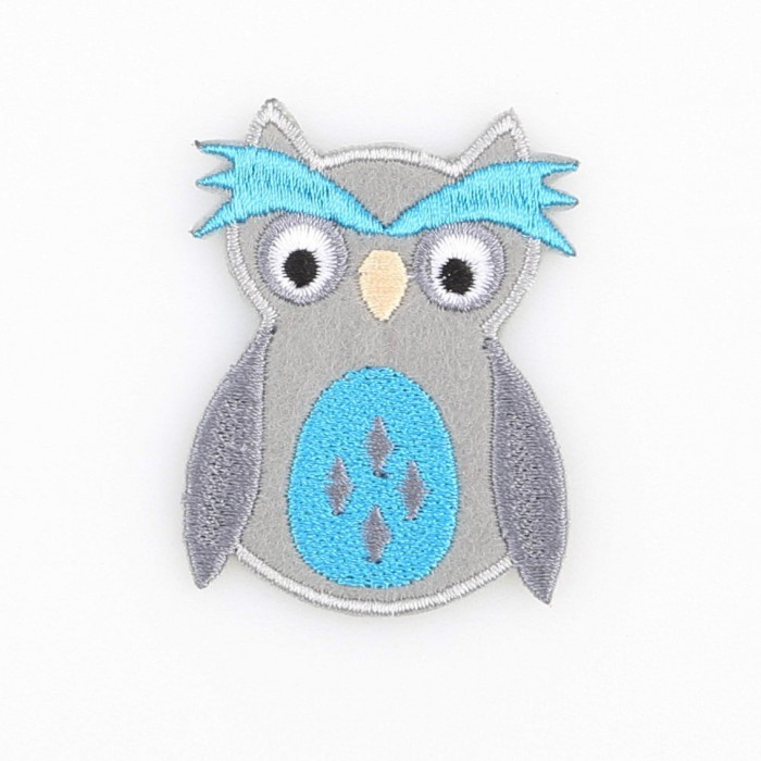Ironing Lavel - Janus The Owl  Accessories Go Handmade