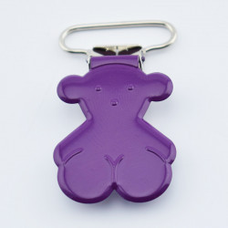 Harness Buckle - Teddy Bear  Accessories