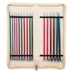 Royalé - Single Point Needle Set - 8 Sizes Knitting Needles KnitPro