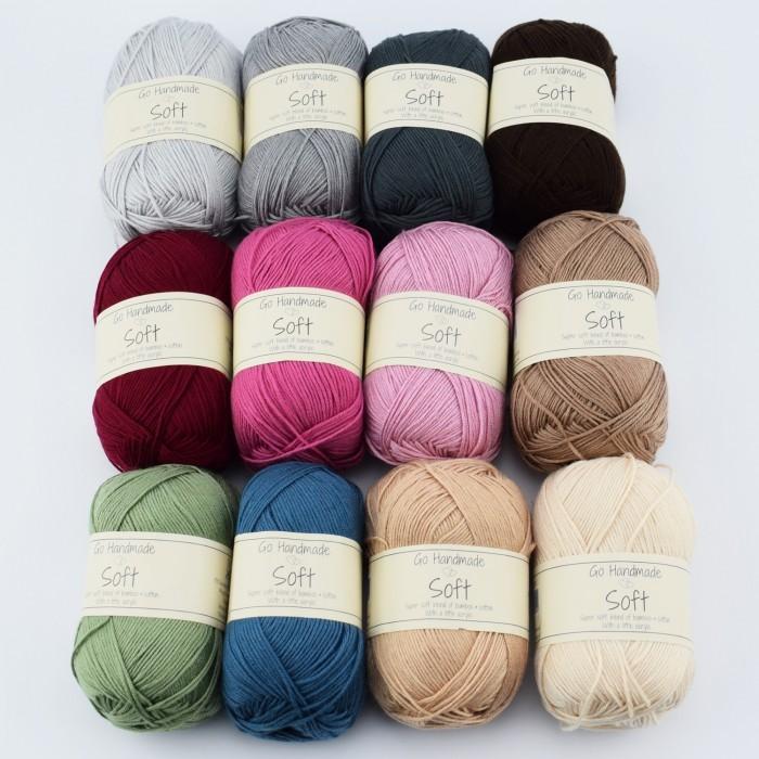 2818a045805 Soft | Garn | Go Handmade - Hobbii.dk