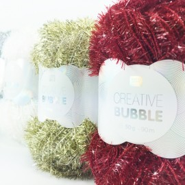 Creative Bubble Garn Rico Design
