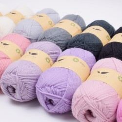 Nature (Organic Wool) Yarn Hobbii