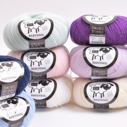 BabyWool Garn & Wolle Happy Sheep
