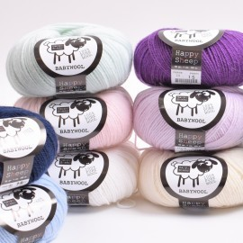BabyWool Garn Happy Sheep