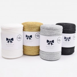 Ribbon Lurex Garn Hobbii