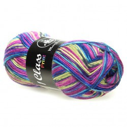 1 Class Print Sock Yarn Yarn Mayflower
