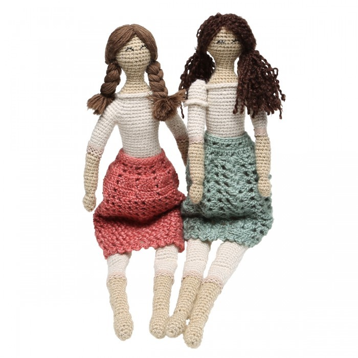 Jofrid and Runa – Pattern Kit (Crochet)   Go Handmade