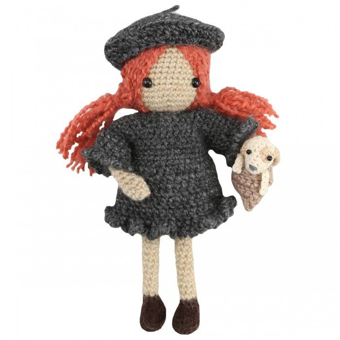 Izabella and Nelly – Pattern Kit (Crochet)  Go Handmade