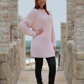 1279/2 – Sweater i falsk patent Gratis Oppskrifter Mayflower