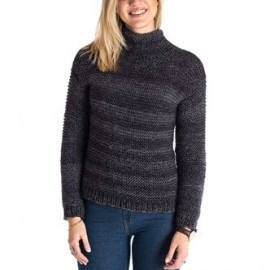 1555 - Rillestrikket sweater  Oppskrifter Mayflower