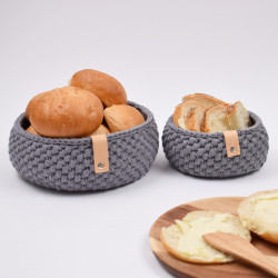 Ribbon Bread Baskets Patterns Hobbii