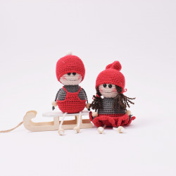 Crocheted Elf Kids Patterns Hobbii