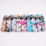 Luxus Sock Yarn (Handgeverfd) Sokkengaren Mayflower