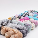 Luxury Sock Yarn (Hand Dyed)  Sock Yarn Mayflower