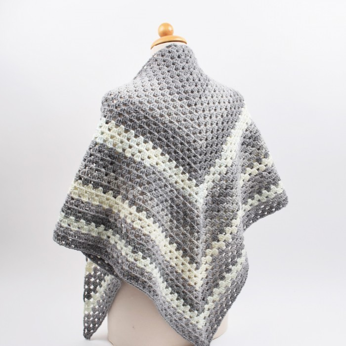 Lollipop Scarf/Shawl Patterns Hobbii
