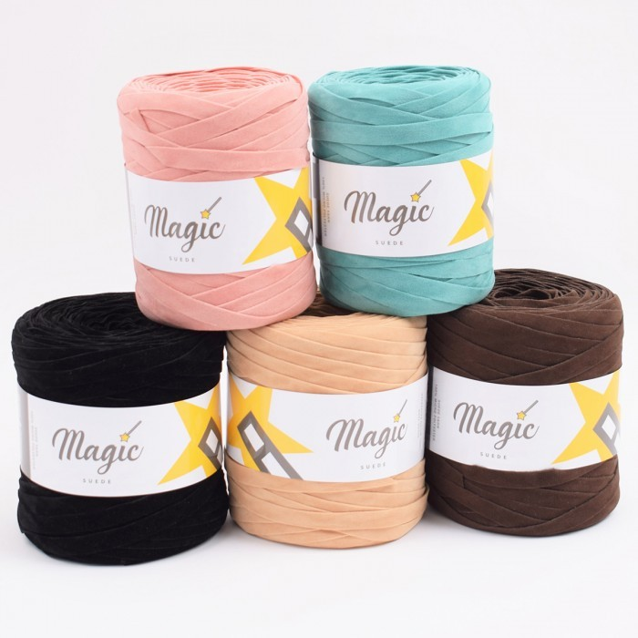 Magic Suede Garn Yarns4Fashion