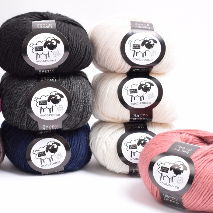 Woolpower Fils Happy Sheep
