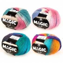 Magic Sock Yarn Garn Mayflower