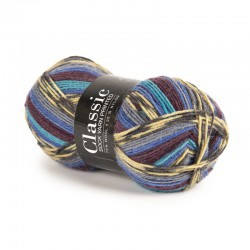 Classic Sock Yarn Print Garens Mayflower