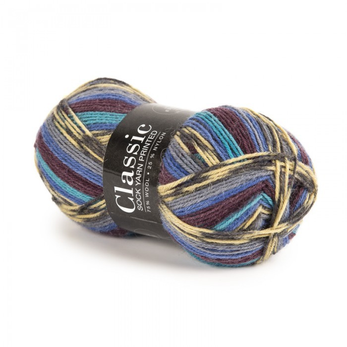 Classic Sock Yarn Print Yarn Mayflower