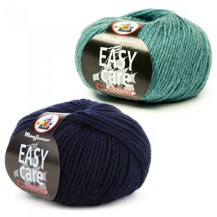 Easy Care Classic Yarn Mayflower