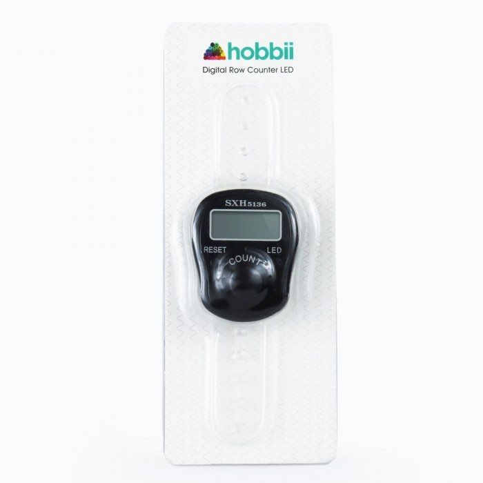 Digital Row Counter LED  Row Counters Hobbii