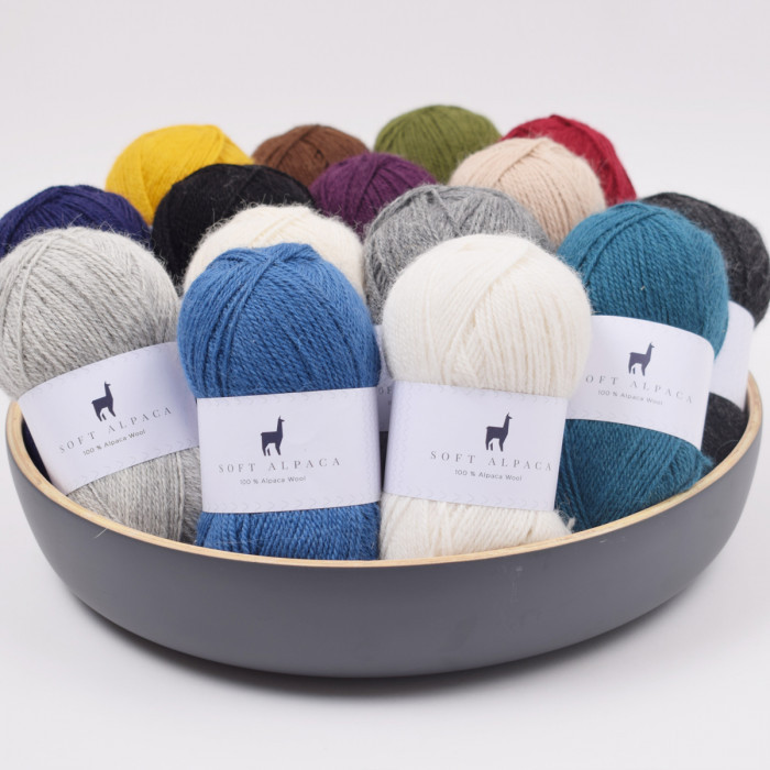 151c1b23150 Soft Alpaca | Garn | Hobbii - Hobbii.dk