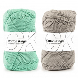 Cotton 8/4 Fils Cotton Kings