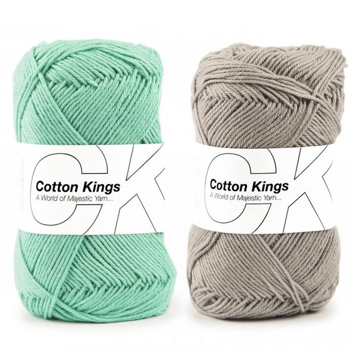 Cotton 8/4 Garn & Wolle Cotton Kings