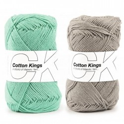 Cotton 8/4 Yarn Cotton Kings
