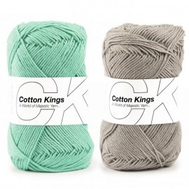 Cotton 8/4 Garn Cotton Kings