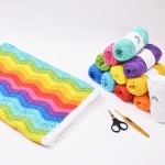 Rainbow baby wrap Patterns
