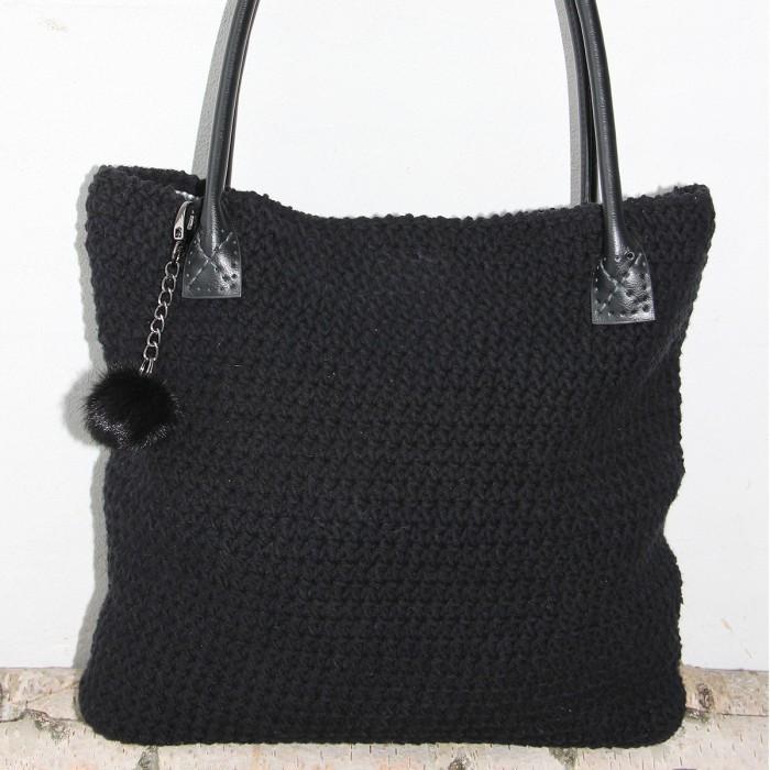 3d4505ca076 Star Stitch taske - Stor   Opskrifter   Go Handmade - Hobbii.dk