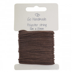 Polyester string Accessories Go Handmade